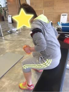 二の腕トレーニング