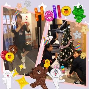 クリスマス 装飾