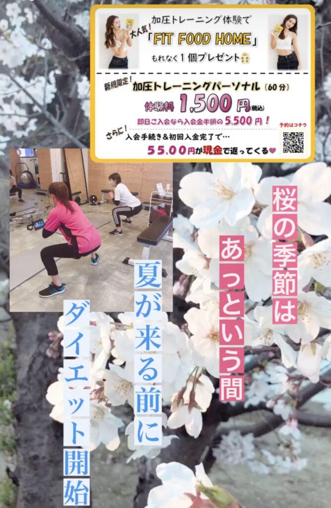 松山 ジム ダイエット 加圧トレーニング